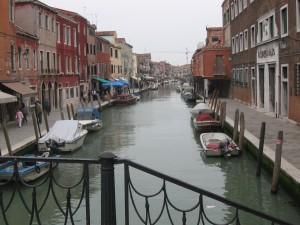 משני צידי תעלה.ונציה .כל הזכויות שמורות למיכל סלוצקר מיכל